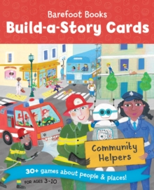 Build a Story Cards Community Helpers, Loose-leaf Book