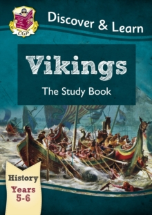 KS2 Discover & Learn: History - Vikings Study Book, Year 5 & 6, Paperback / softback Book