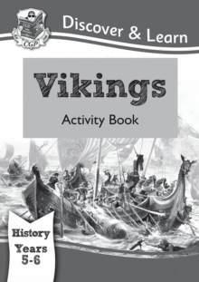 KS2 Discover & Learn: History - Vikings Activity Book, Year 5 & 6, Paperback / softback Book