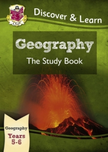 KS2 Discover & Learn: Geography - Study Book, Year 5 & 6, Paperback Book