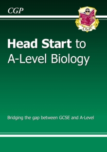 Head Start to A-level Biology, Paperback / softback Book