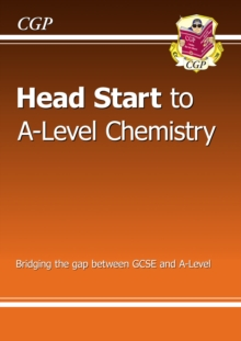 New Head Start to A-Level Chemistry, Paperback / softback Book
