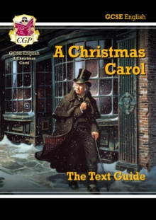 Grade 9-1 GCSE English Text Guide - A Christmas Carol, Paperback Book