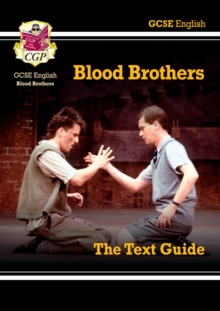 Grade 9-1 GCSE English Text Guide - Blood Brothers, Paperback Book