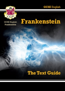 Grade 9-1 GCSE English Text Guide - Frankenstein, Paperback / softback Book