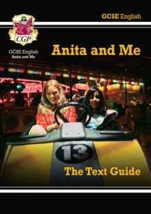 Grade 9-1 GCSE English Text Guide - Anita and Me, Paperback / softback Book