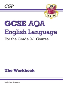 GCSE English Language AQA Workbook - for the Grade 9-1 Course (includes Answers), Paperback Book