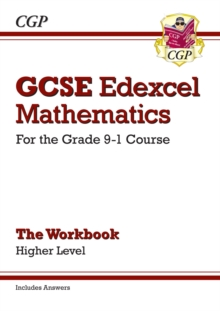 New GCSE Maths Edexcel Workbook: Higher - For the Grade 9-1Course (Includes Answers), Paperback Book