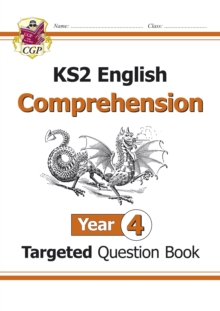 KS2 English Targeted Question Book : Comprehension Year 4, Paperback Book