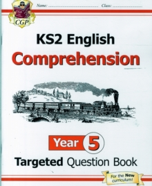 KS2 English Targeted Question Book : Comprehension Year 5, Paperback Book