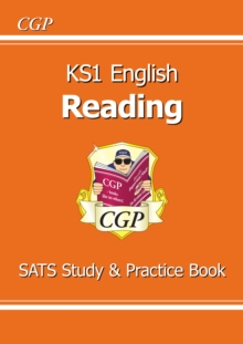 KS1 English Reading Study & Practice Book, Paperback Book