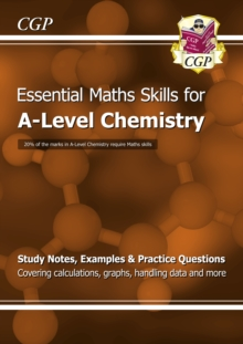 A-Level Chemistry: Essential Maths Skills, Paperback / softback Book