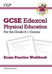 New GCSE Physical Education Edexcel Exam Practice Workbook - For the Grade 9-1 Course (Incl Answers), Paperback Book