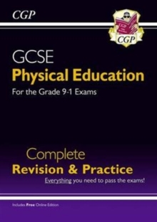 GCSE Physical Education Complete Revision & Practice - for the Grade 9-1 Course (with Online Ed), Paperback / softback Book
