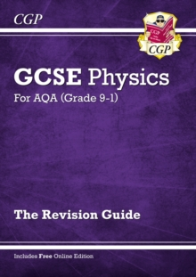 New Grade 9-1 GCSE Physics: AQA Revision Guide with Online Edition, Paperback Book