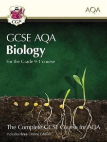 New Grade 9-1 GCSE Biology for AQA: Student Book with Online Edition, Paperback / softback Book