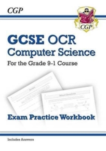 New GCSE Computer Science OCR Exam Practice Workbook - For the Grade 9-1 Course (Includes Answers), Paperback Book
