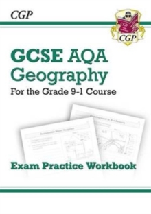 Grade 9-1 GCSE Geography AQA Exam Practice Workbook, Paperback / softback Book