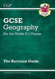 New Grade 9-1 GCSE Geography Revision Guide, Paperback Book