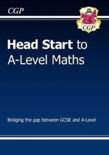 New Head Start to A-Level Maths, Paperback / softback Book