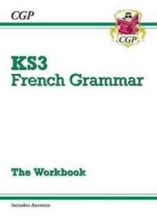 New KS3 French Grammar Workbook (Includes Answers), Paperback / softback Book