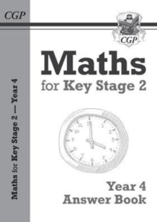 New KS2 Maths Answers for Year 4 Textbook, Paperback Book
