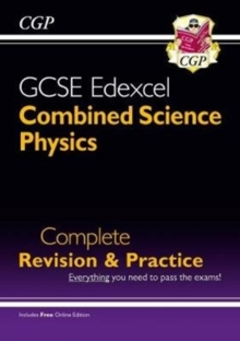 New Grade 9-1 GCSE Combined Science: Physics Edexcel Complete Revision & Practice with Online Edn., Paperback / softback Book