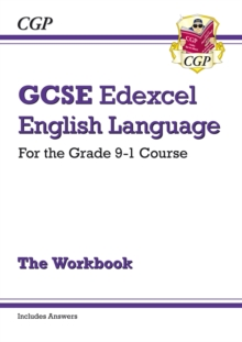 New GCSE English Language Edexcel Workbook - for the Grade 9-1 Course (includes Answers), Paperback / softback Book