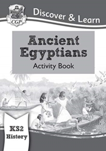 New KS2 Discover & Learn: History - Ancient Egyptians Activity Book, Paperback / softback Book