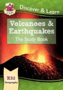 New KS2 Discover & Learn: Geography - Volcanoes and Earthquakes Study Book, Paperback / softback Book