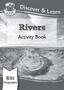 New KS2 Discover & Learn: Geography - Rivers Activity Book, Paperback / softback Book