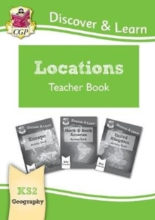 New KS2 Discover & Learn: Geography - Locations: Europe, UK and Americas Teacher Book, Paperback / softback Book
