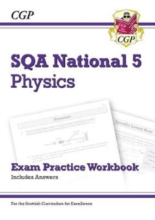 New National 5 Physics: SQA Exam Practice Workbook - includes Answers, Paperback / softback Book
