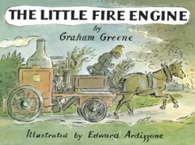 The Little Fire Engine, Paperback Book