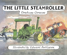 The Little Steamroller, Paperback / softback Book