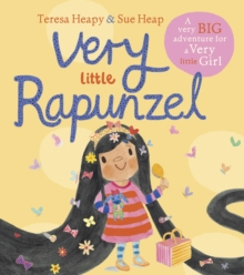 Very Little Rapunzel, Paperback Book