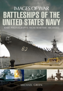 Battleships of the United States Navy, Paperback Book