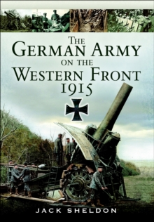 The German Army on the Western Front 1915, EPUB eBook