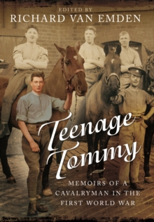 Teenage Tommy, Hardback Book