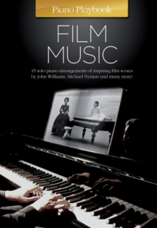 Piano Playbook : Film Music, Paperback Book