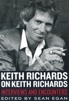 Keith Richards on Keith Richards, Paperback Book