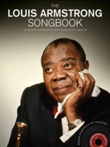 The Louis Armstrong Songbook (Book/CD), Paperback / softback Book