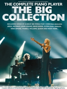 The Complete Piano Player : The Big Collection, Paperback Book