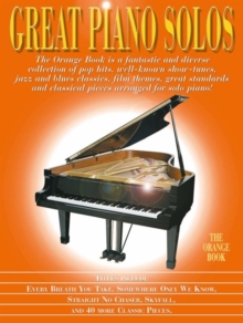 Great Piano Solos : The Orange Book, Paperback Book