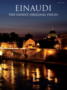 Einaudi : The Easiest Original Pieces, Paperback Book