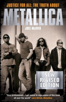 Metallica : Justice for All, Paperback Book