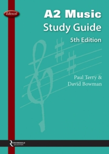 Edexcel A2 Music Study Guide, Paperback Book