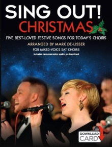Sing Out] Christmas (Book/Audio Download), Paperback / softback Book