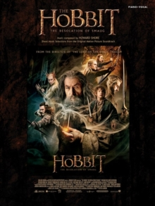 Howard Shore : The Hobbit - Desolation of Smaug, Paperback Book