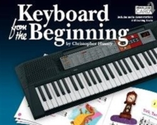 Keyboard From The Beginning (Book/Audio Download), Paperback Book